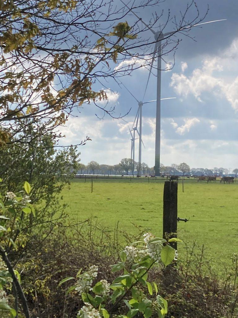 Update Bouw Windpark Egchelse Heide